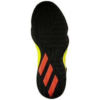 adidas D.O.N. Issue 1 Basketballschuhe Herren gelb / rot