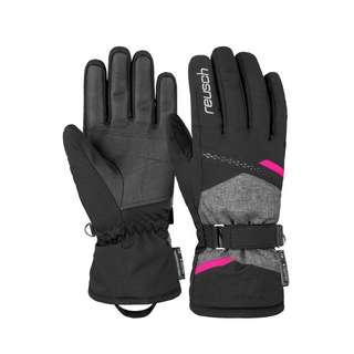 Reusch Hannah R-TEX® XT Skihandschuhe Damen blck/blck melang/pink glo