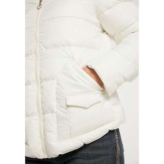 MYMO Steppjacke Damen wollweiss