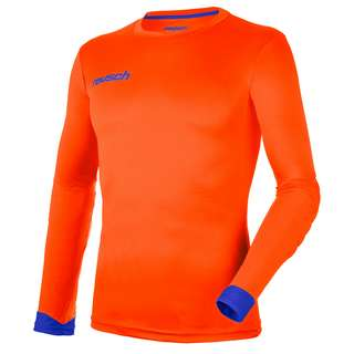 Reusch Match Longsleeve Padded Fußballtrikot Herren shocking orange/blue