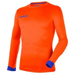 Reusch Match Longsleeve Padded Trikot Herren shocking orange/blue