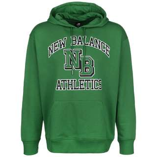 NEW BALANCE Athletics Varsity Pack Hoodie Herren grün