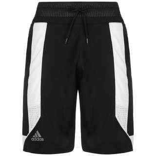 adidas Creator 365 Basketball-Shorts Herren schwarz / weiß