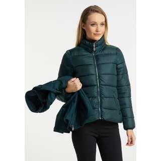 DreiMaster Winterjacke Damen smaragd