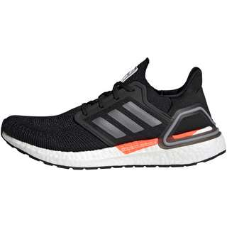 adidas ULTRABOOST 20 Laufschuhe Herren core black-iron met.-football blue