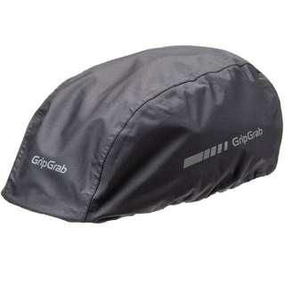GripGrab Helmet Cover Fahrradhelmüberzug Black