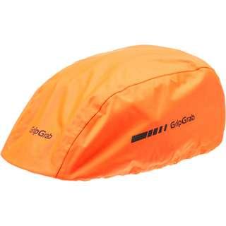 GripGrab Helmet Cover Fahrradhelmüberzug Orange Hi-Vis
