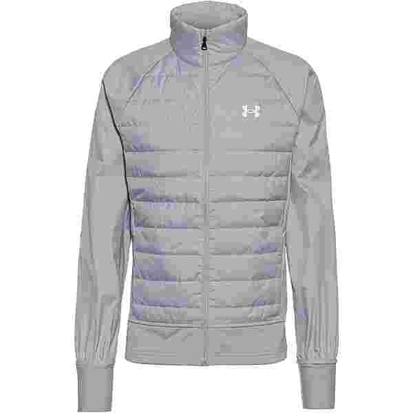 Under Armour Insulate Hybrid Laufjacke Herren mod gray-mod gray-reflective