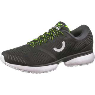 TRUE MOTION U-TECH Nevos Laufschuhe Herren black-green ghecko-ebony