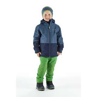VAUDE Kids Snow Cup 3in1 Jacket II Doppeljacke Kinder steelblue