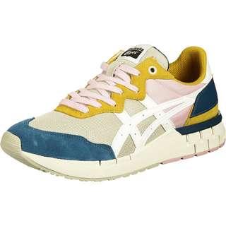 ASICS Rebilac Runner Sneaker Herren blau/beige/gelb