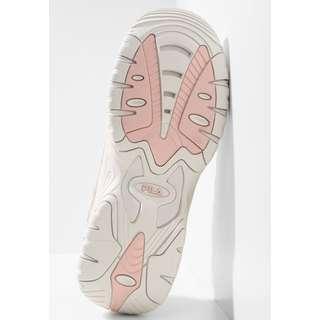FILA Eletto low wmn Sneaker Damen rosewater/ skyway blue