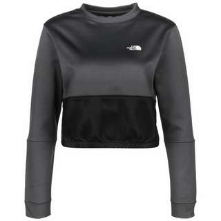 The North Face Train N Logo Sweatshirt Damen dunkelgrau