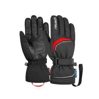 Reusch Primus R-TEX® XT Skihandschuhe black/fire red