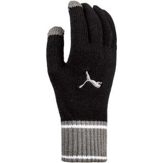 PUMA Fingerhandschuhe puma black-ultra gray