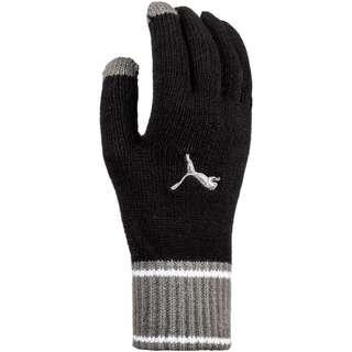 PUMA Fingerhandschuhe puma black-ultra gray