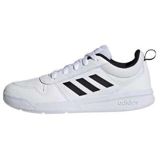 adidas Tensaur Schuh Laufschuhe Kinder Cloud White / Core Black / Cloud White