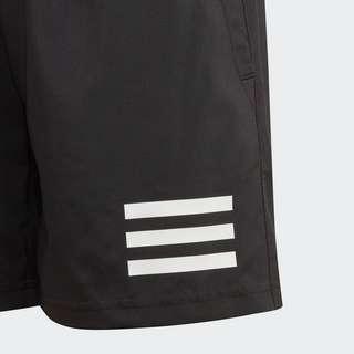 adidas Club Tennis 3-Streifen Shorts Funktionsshorts Kinder Black / White