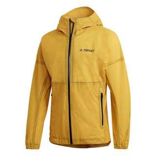 adidas Agravic 3L Jacke Trainingsjacke Herren Gelb