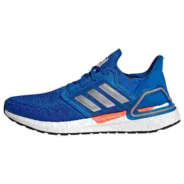 adidas Ultraboost 20 Laufschuh Laufschuhe Herren Football Blue / Football Blue / Football Blue