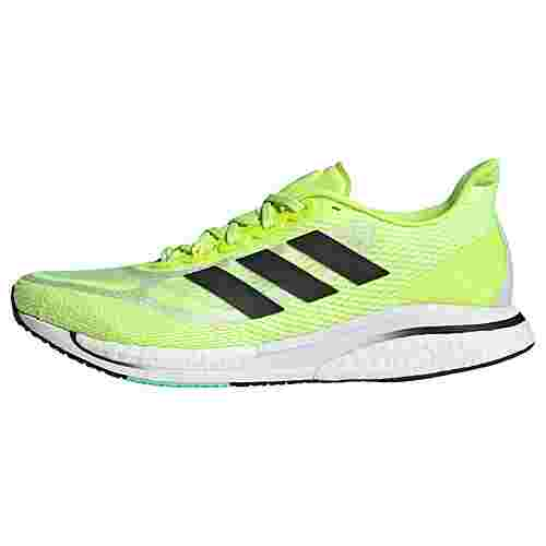 adidas Supernova+ Laufschuh Laufschuhe Herren Solar Yellow / Core Black / Clear Aqua