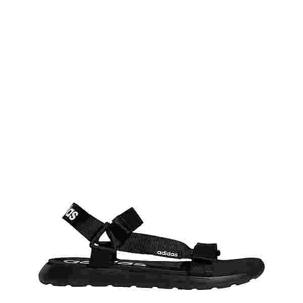 adidas Comfort Sandale Badelatschen Herren Core Black / Core Black / Cloud White