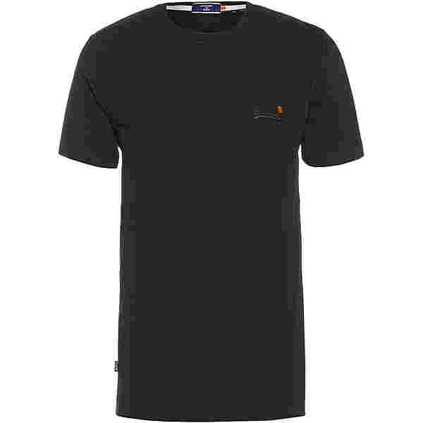 Superdry OL Vintage T-Shirt Herren black