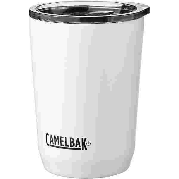 Camelbak Tumbler 12oz Trinkbecher white