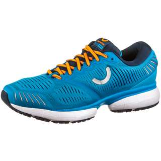 TRUE MOTION U-TECH Nevos Laufschuhe Herren hawaiian ocean-shockig orange-insignia blue