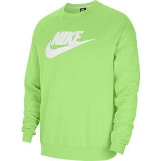 Nike NSW Modern Sweatshirt Herren key lime-white