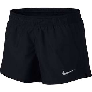 Nike Funktionsshorts Damen black-black-black-wolf grey
