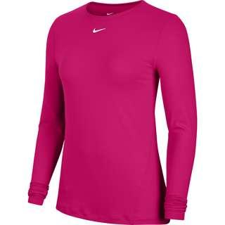 Nike PRO Funktionsshirt Damen fireberry-white