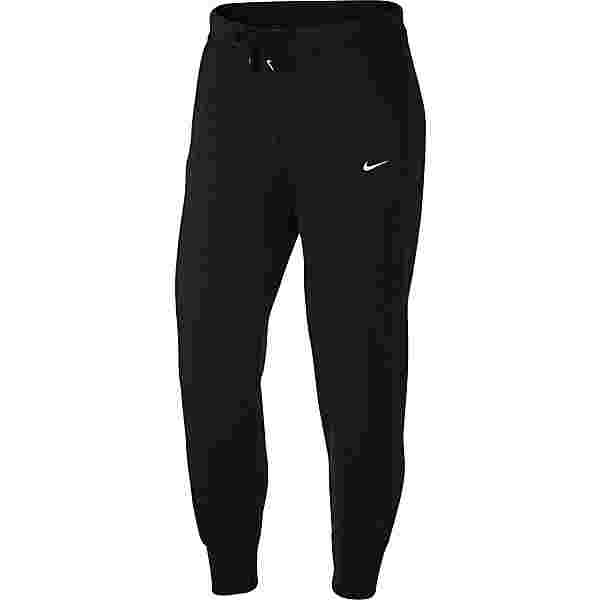 Nike DRI-FIT GET FIT Funktionshose Damen black-white