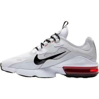 Nike Air Max Infinity 2 Sneaker Herren white-black-university red-photon dust