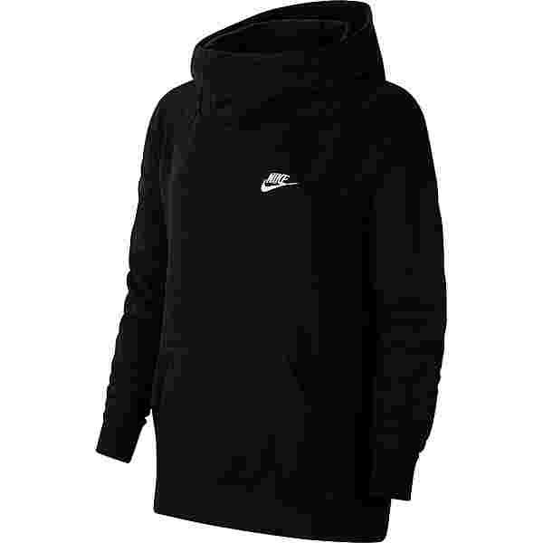 Nike NSW Essential Hoodie Damen black-white