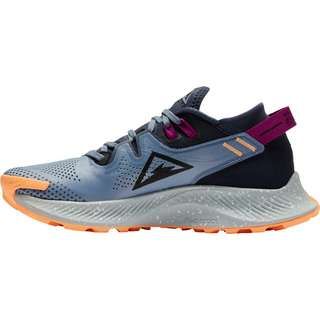 Nike Pegasus Trail 2 Laufschuhe Damen thunder blue-photon dust-ashen slate