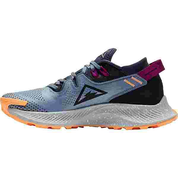 Nike Pegasus Trail 2 Laufschuhe Damen thunder blue-photon dust-ashen slate