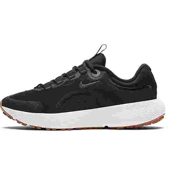Nike REACT ESCAPE RUN Laufschuhe Damen black-black-dk smoke grey-white