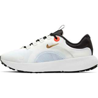 Nike REACT ESCAPE RUN Laufschuhe Damen summit white-mtlc gold coin