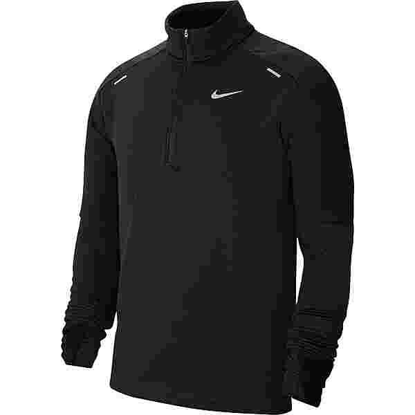 Nike Sphr Elmnt Funktionsshirt Herren black-black-reflective silv