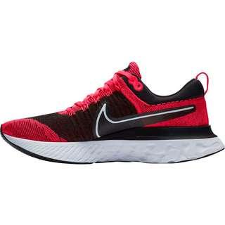 Nike REACT INFINITY RUN FK 2 Laufschuhe Herren brt-crimson-white-black-dk smoke grey
