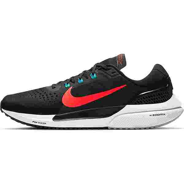 Nike AIR ZOOM VOMERO 15 Laufschuhe Herren off noir-brt crimson-lt blue fury-particle grey-white