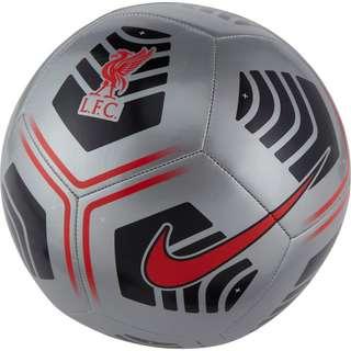 Nike FC Liverpool Fußball silver-black-bright crimson