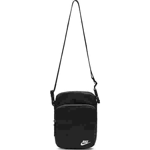 Nike Heritage 2.0 Umhängetasche black-black-white