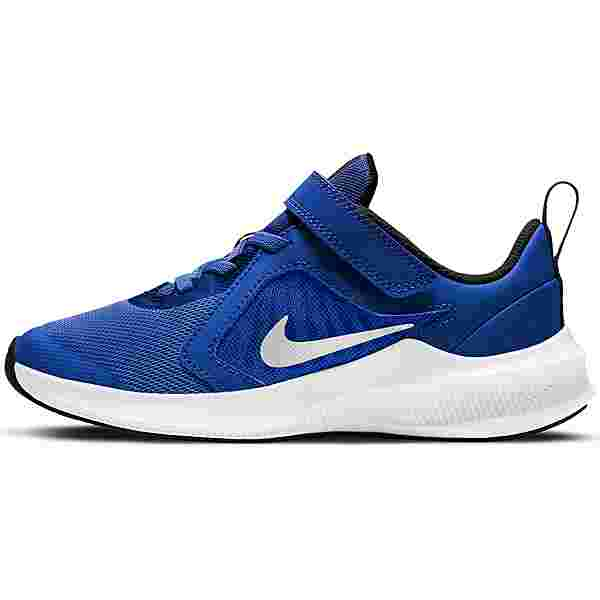 Nike DOWNSHIFTER 10 Laufschuhe Kinder game royal/white-black