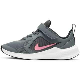 Nike DOWNSHIFTER 10 Laufschuhe Kinder smoke grey/sunset pulse-black-white