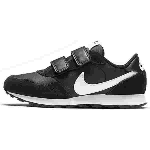 Nike MD VALIANT Sneaker Kinder black/white