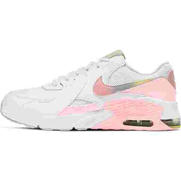 Nike AIR MAX EXCEE Sneaker Kinder white-multi-color-pure platinum