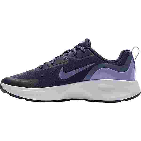 Nike WEARALLDAY Sneaker Kinder thunder blue/purple pulse
