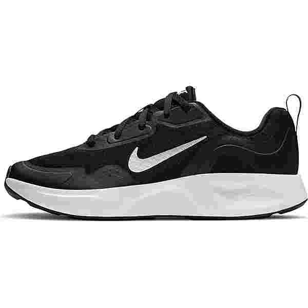 Nike WEARALLDAY Sneaker Kinder black/white